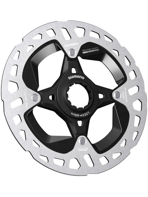 Shimano SM-MT900 Ice-Tech FREEZA Bremseskive RT-M900 Center Lock Svart/sølv